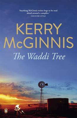 Waddi Tree book