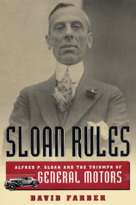 Sloan Rules by David Farber