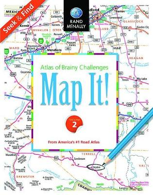 Map It Volume II by Rand McNally