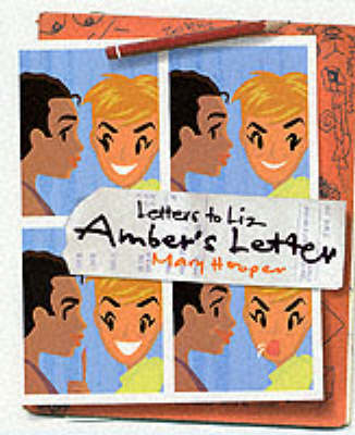 Amber's Letter by Hooper Mary
