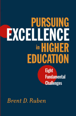Pursuing Excellence in Higher Education book