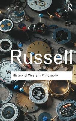 History of Western Philosophy book