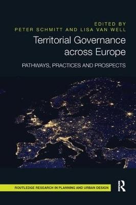 Territorial Governance across Europe by Peter Schmitt