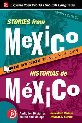 Stories from Mexico / Historias de Mexico, Premium Third Edition book