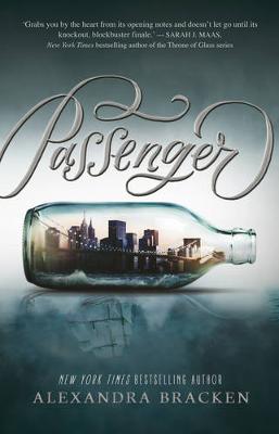 Passenger book