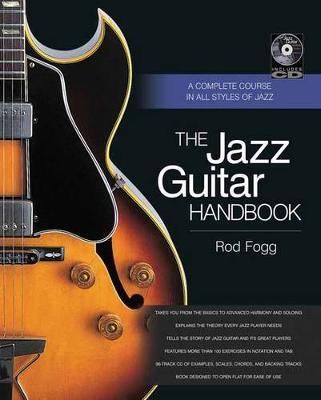 Jazz Guitar Handbook by Rod Fogg