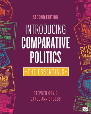 Introducing Comparative Politics: The Essentials by Stephen Walter Orvis