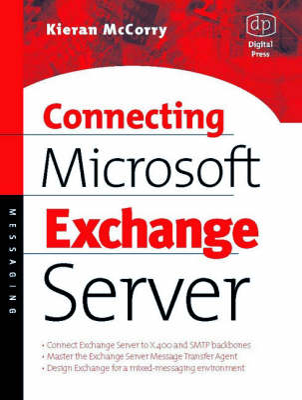 Connecting Microsoft Exchange Server by Kieran McCorry