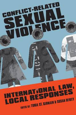 Conflict-Related Sexual Violence by Tonia St. Germain