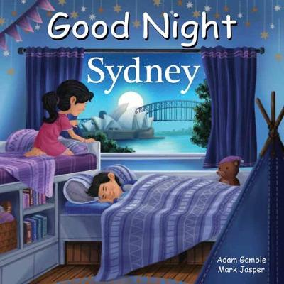 Good Night Sydney by Adam Gamble