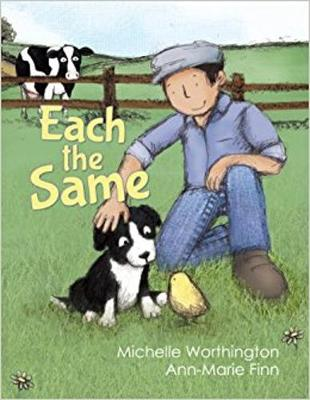 Each the Same by Michelle Worthington