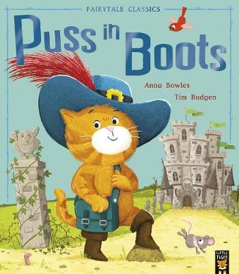 Puss in Boots by Anna Bowles