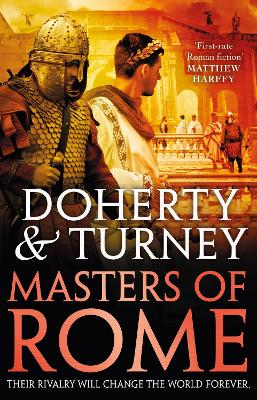 Masters of Rome book