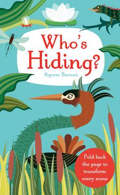 Who's Hiding? by Jenny Broom