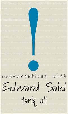 Conversations with Edward Said by Edward Said