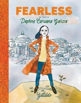 Fearless: The Story of Daphne Caruana Galizia book
