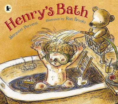 Henry's Bath book