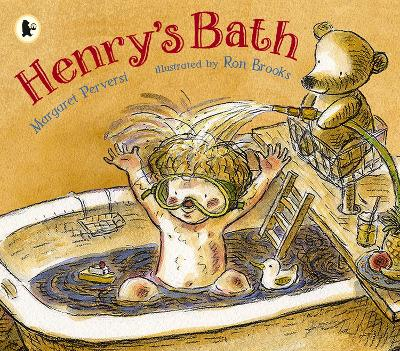 Henry's Bath by Margaret Perversi
