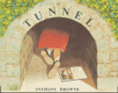 The Le tunnel by Anthony Browne
