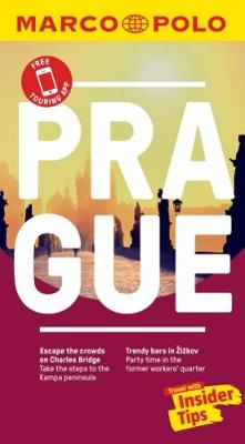 Prague Marco Polo Pocket Travel Guide - with pull out map by Marco Polo