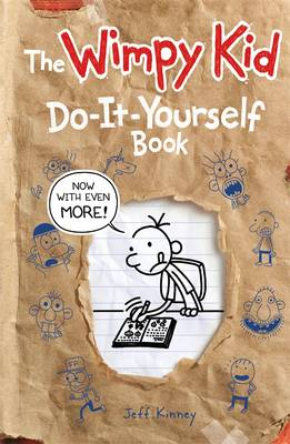 Do-It-Yourself Volume 2: Diary Of A Wimpy Kid book