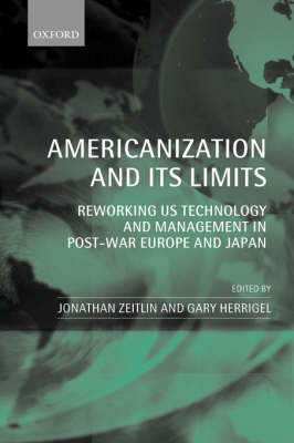 Americanization and its Limits by Jonathan Zeitlin