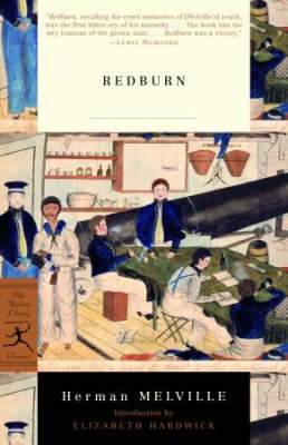 Mod Lib Redburn book