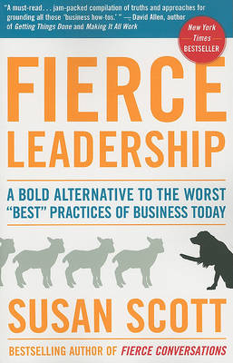 Fierce Leadership book