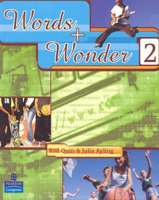 Words and Wonder: Bk.2 by Rod Quin