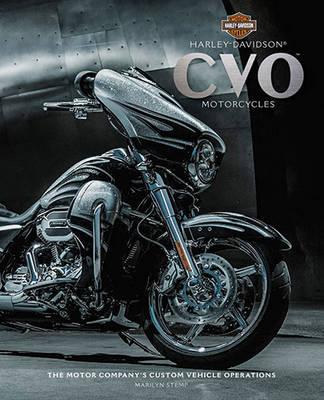 Harley-Davidson Cvo Motorcycles by Marilyn Stemp