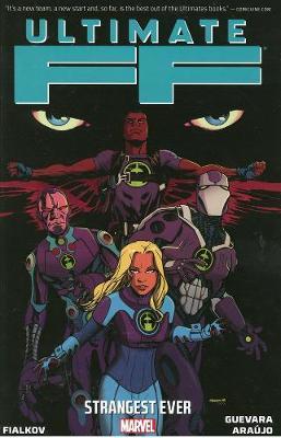 Ultimate Ff: Strangest Ever by Tom Grummett