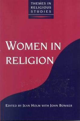 Women in Religion book