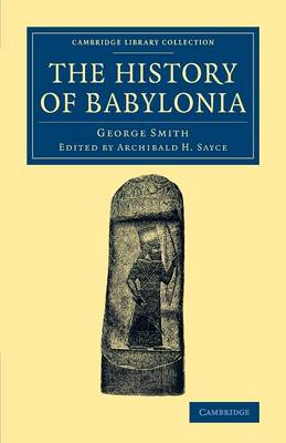 History of Babylonia book