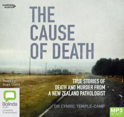 The Cause Of Death by Cynric Temple-Camp