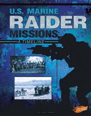 U.S. Marine Raider Missions book