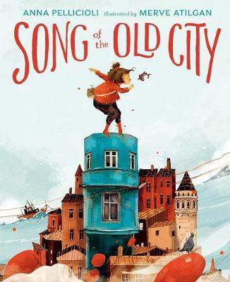 Song of the Old City book