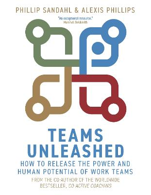 Teams Unleashed: How to Release the Power and Human Potential of Work Teams by Phillip Sandahl