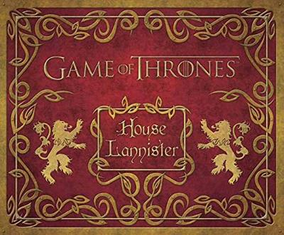 Game of Thrones: House Lannister Deluxe by Insight Editions