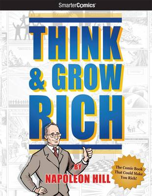 Think and Grow Rich from SmarterComics by Bob Byrne