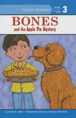 Bones and the Apple Pie Mystery by David A Adler