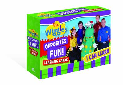 The Wiggles Learning Cards: I Can Learn Opposites Fun! by The Wiggles