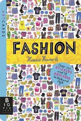Art Cards: Fashion by Hennie Haworth