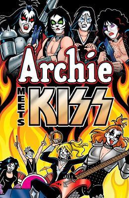 Archie Meets Kiss book