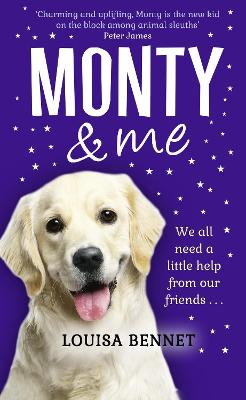 Monty and Me book