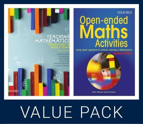Teaching Mathematics 2e and Open Ended Maths Activities 2e by Dianne Siemon