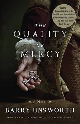Quality of Mercy book