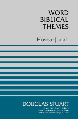 Hosea-Jonah by Douglas Stuart
