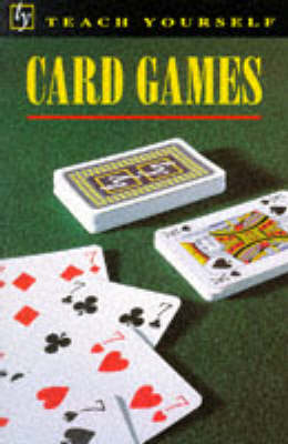 Card Games by David Parlett