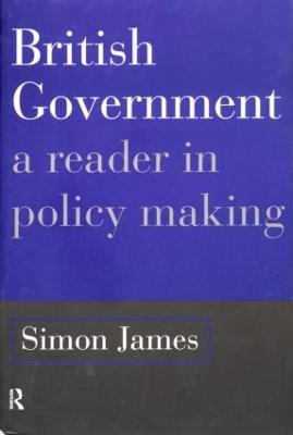 British Government by Simon James