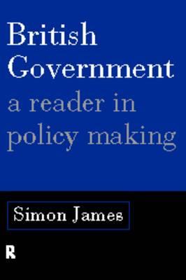 British Government by Simon James